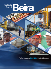 Port of Beira book cover