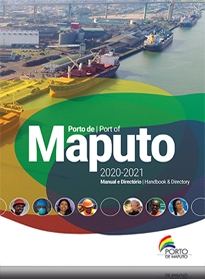 Port of Maputo book cover